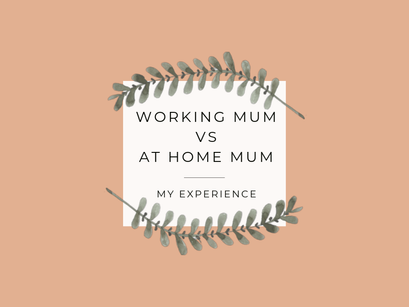 5 unexpected realities of becoming a stay at home mum.