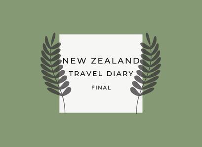 New Zealand Travel Diary 5 – Shotover Jet