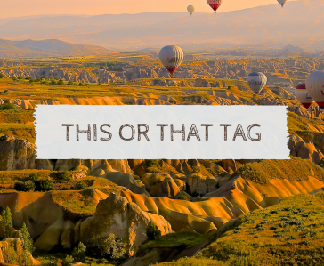 This Or That Tag