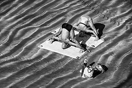 Dokumentär#Mikaela-Friberg#Beach yoga.j