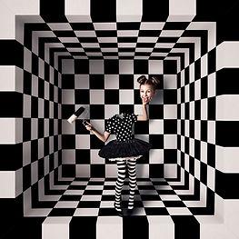 Kreativt porträtt#Laila-Villebeck#Think