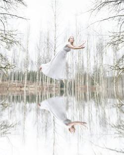 Digital Illustration_41_Mistress of the lake