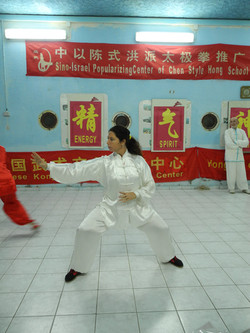 תלמידי המרכז לטאי צי ישראל-סין