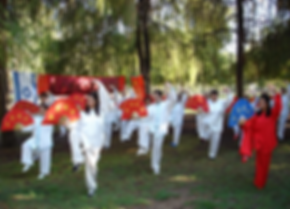 כנס קבוצות במרכז לטאי צ'י