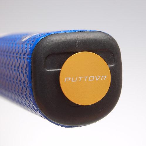Puttovr Golf Ball Marker - Gold