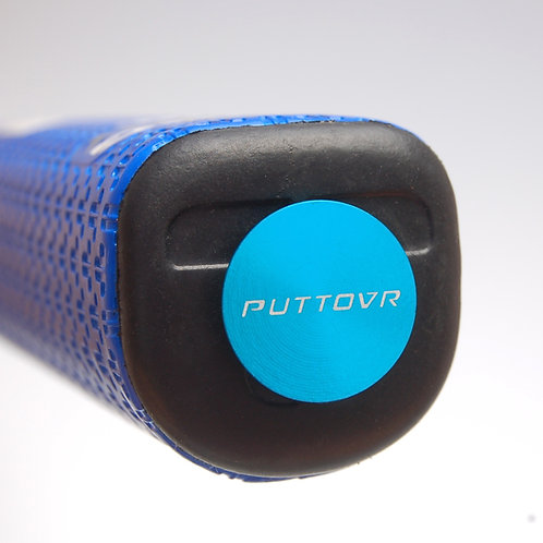 Puttovr Golf Ball Marker - Blue