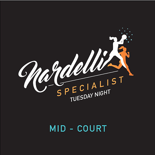 TERM 3 - Friday Specialist Mid-Court 7.30-8.30pm