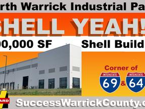 Warrick Shell Taking Shape