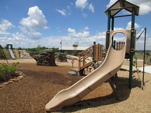 Play Garden Slide Friedman Park