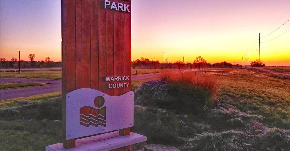 Fridman Park Sign