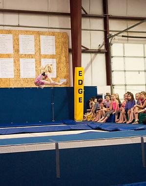 Emily Floor Nationals