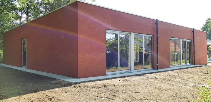 Taborschool - nieuwbouw kleuterklassen - Lotenhulle