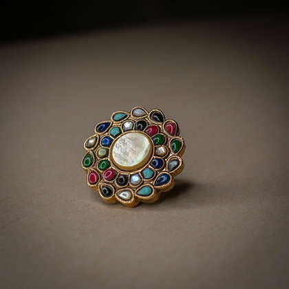 The double playful ring