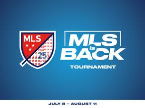 #MLSIsBack; el soccer en E.U. está de regreso