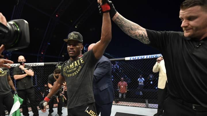 Resultados y resumen del UFC 251: Usman - Masvidal - AS.com