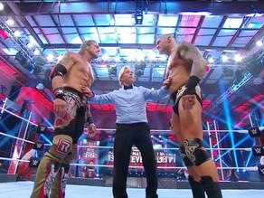 Edge hace un homenaje a Eddie Guerrero en Backlash 2020 y cae ante Randy Orton