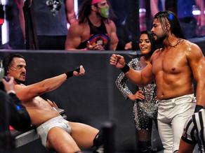 Andrade y Garza cerca de ser los primeros campeones mexicanos de WWE