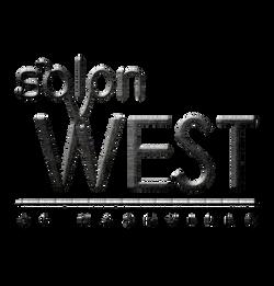 Salon West Logo