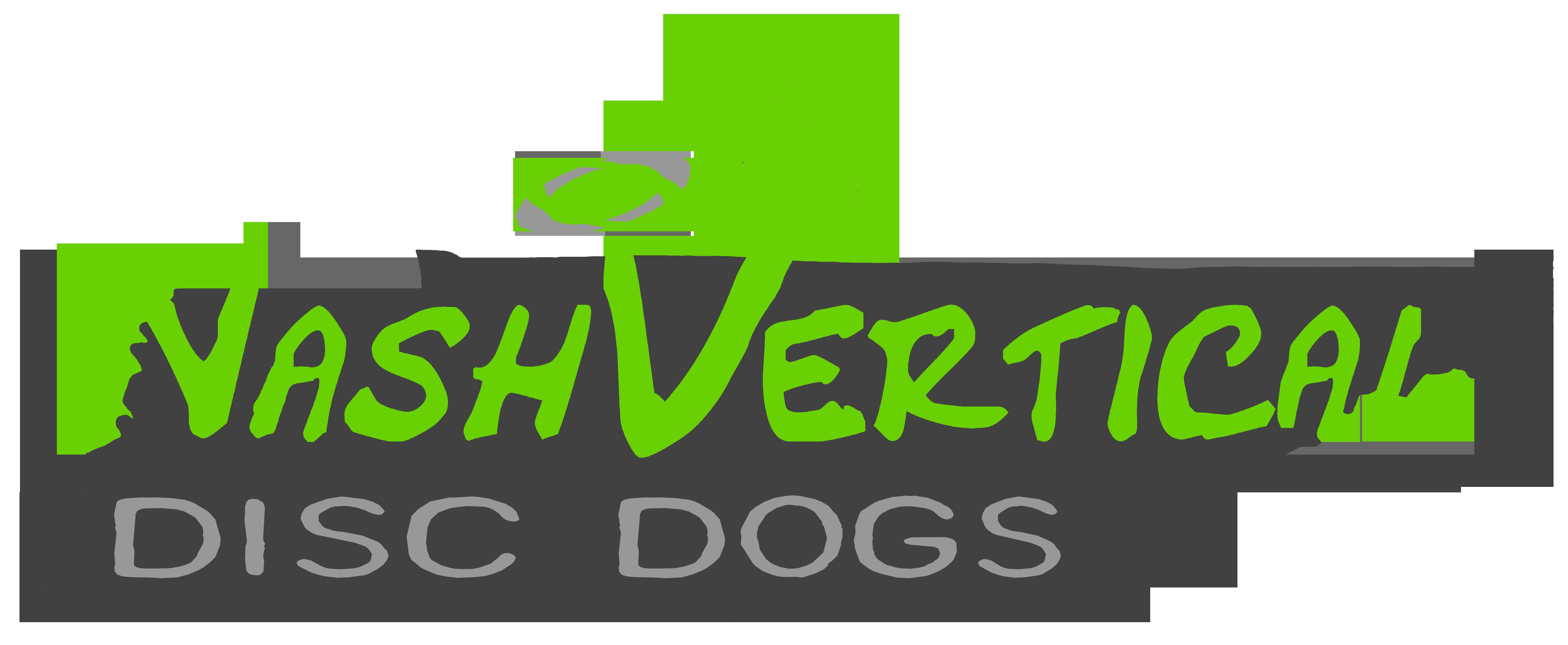 NashVertical Disc Dogs Logo