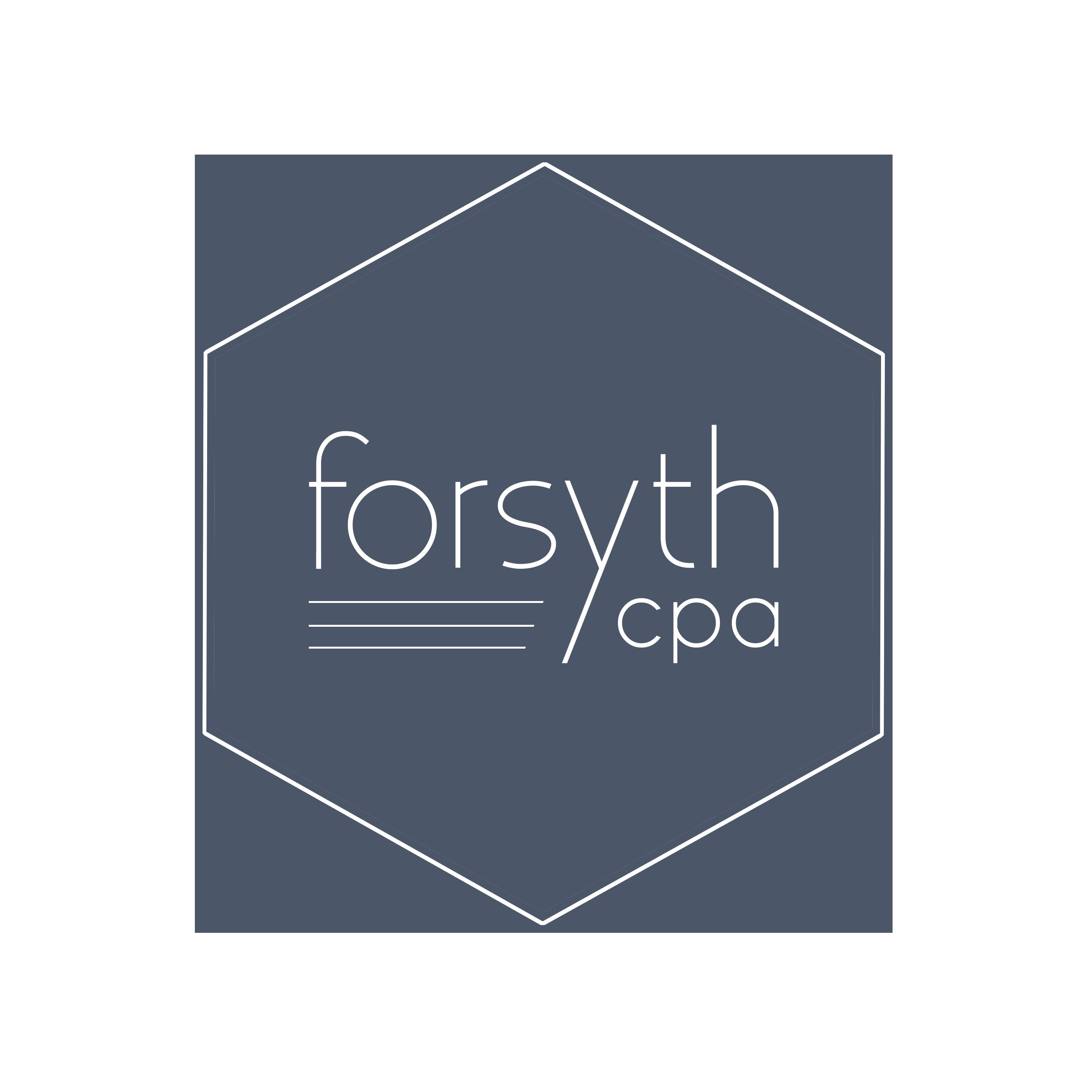 Forsyth CPA Logo