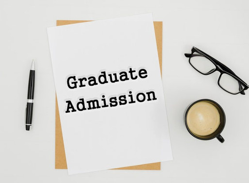 Notice on the interview for Graduate admission