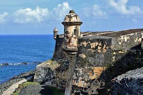 El Morro West Wall