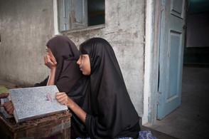 Habiba y Malika | India