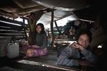 Serie Hogar y Familia del portfolio de fotografía del fotógrafo humanitario Joseba Etxebarria. Proyecto de vuelta al mundo por los Derechos Humanos.