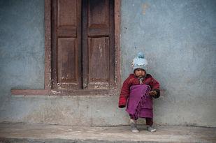Colección Infancia y Adolescencia del portfolio del fotógrafo humanitario Joseba Etxebarria.