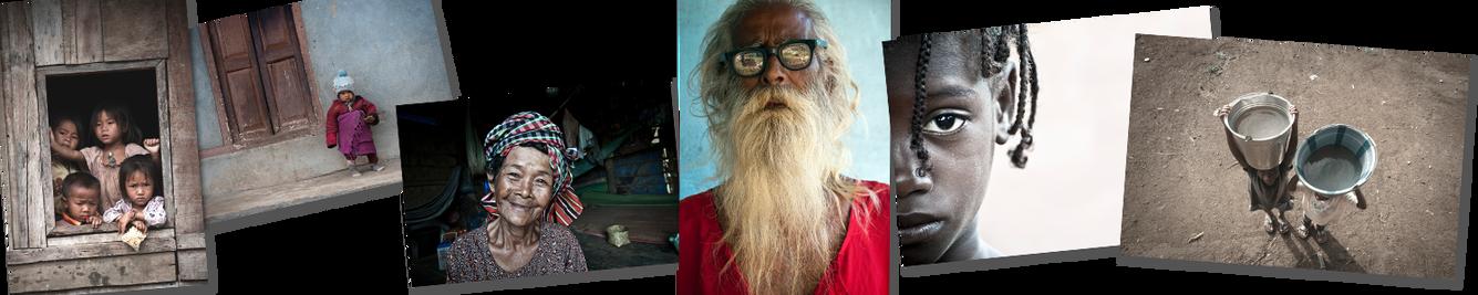 Human Gallery en fundada en 2017 por el fotógrafo humanitario Joseba Etxebarria en la ciudad de Battambang, Camboya. La vuelta al mundo en bicicleta.