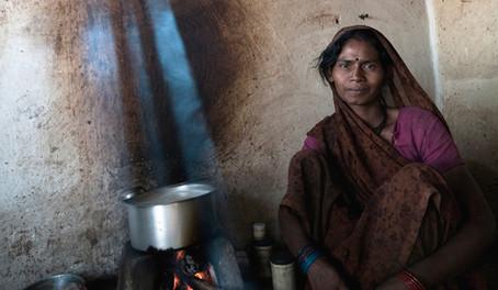 Serie Gente del Mundo del Portfolio del fotógrafo humanitario Joseba Etxebarria. La vuelta al mundo en bicicleta.