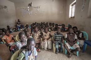 La clase 1 | Mauritania