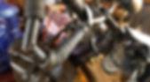La vuelta al mundo en bicicleta | Rotura de manillar | Joseba Etxebarria | Fotógrafo
