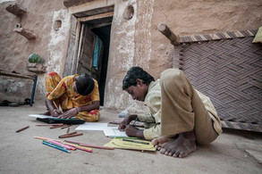 Jalil y Mira | India