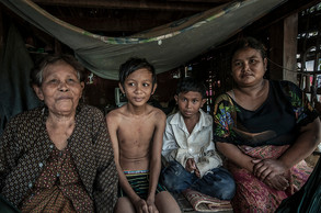 Dara, Vanna, Nimol y Balin | Camboya