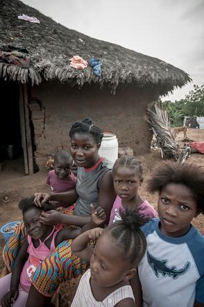 Shaira e hijas | Liberia