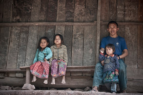 Bounmee, E Lay y Andee | Laos