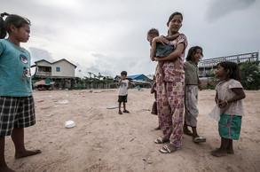 Phireak e hijos | Camboya