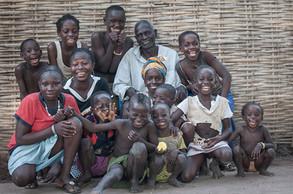 Kiros, Fatimah y familia | Guinea Bissau