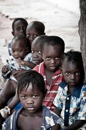 Pierre y amigos | Guinea Bissau
