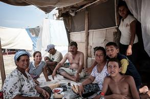 Elif, Bellinay y familia | Turquía