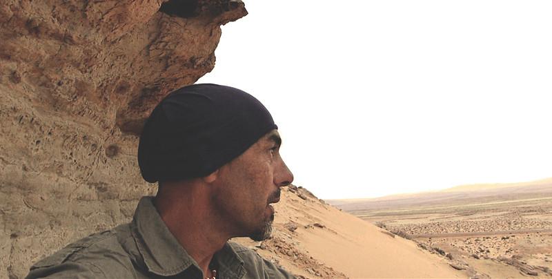 En lo alto de la duna