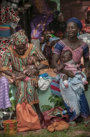 Anana y su hija | Guinea Bissau