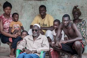 Nya, Adila y familia | Guinea Bissau