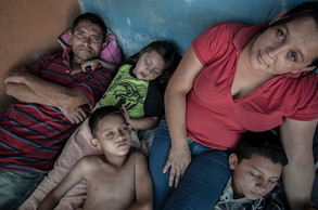 Juana, José e hijos | Guatemala