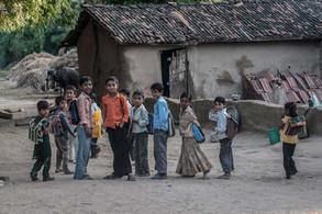 Ammar, Saniya y amigos | India