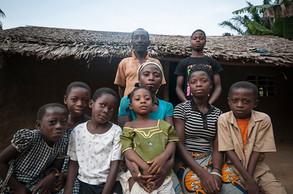 Anwar, Moroni, Sharik y Mariama | Costa de Marfil