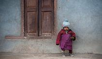 Colección Infancia y Adolescencia del portfolio del fotógrafo humanitario Joseba Etxebarria, activista por los Derechos Humanos.