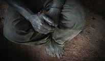 Serie Desarrollo del portfolio del fotógrafo humanitario Joseba Etxebarria, activista por los Derechos Humanos.