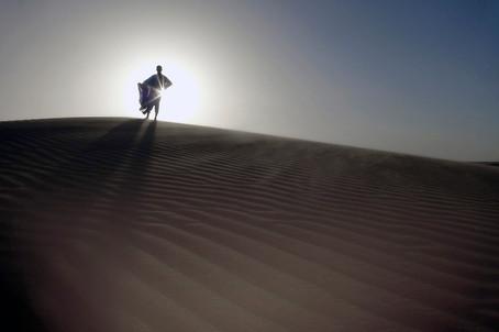 Serie Paisajes y Detalles del Portfolio del fotógrafo humanitario Joseba Etxebarria. La vuelta al mundo en bicicleta.